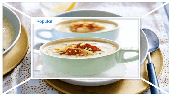 Delicious Soup Recipes - náhled