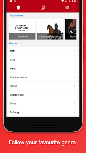 Free Music Download - Mp3 Music Player Offline App Report on Mobile