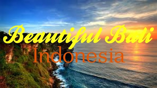Bali Island - náhled