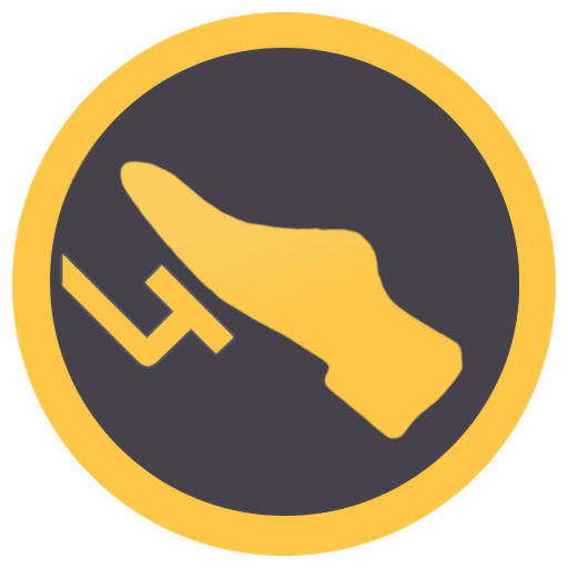 Gas Pedal Simulator - Antistress app