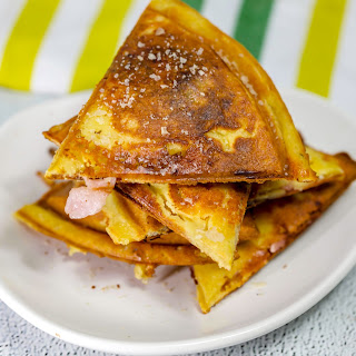 Keto Breakfast Quesadilla Recipe