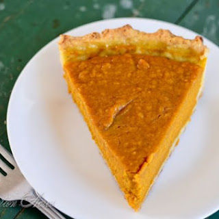 ~Butternut Squash Pie~.