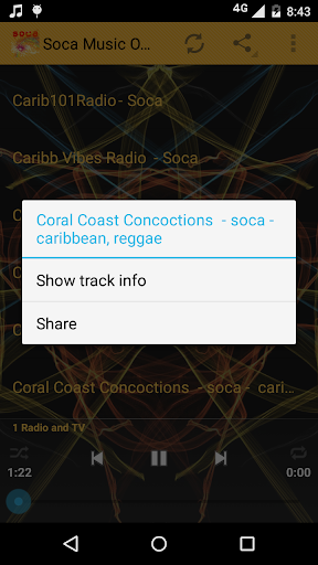 Soca Music ONLINE Apk Download 20