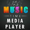 Music Time Media Player(Addon) icon