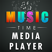 Music Time Media Player(Addon)