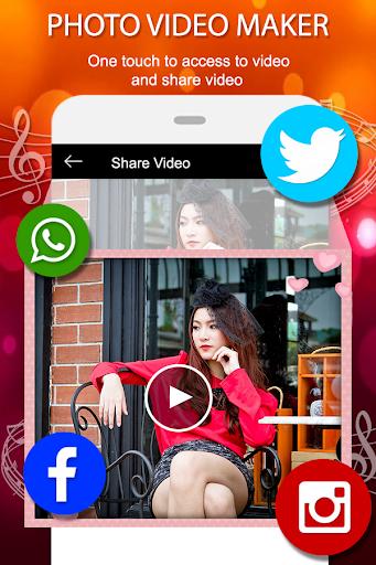 Photo Video Maker : Slideshow Maker 6.0 screenshots 5