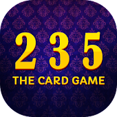 235 or 3 2 5 card game - 2 3 5 Do Teen Paanch Card