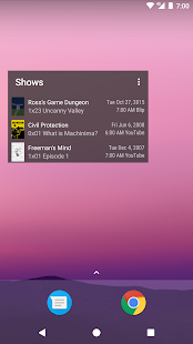 SeriesGuide – Show & Movie Manager Screenshot