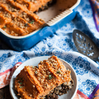 Vegan Sweet Potato and Lentil Shepherd'S Pie Recipe
