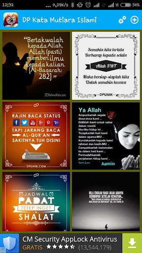DP Kata Mutiara Islami