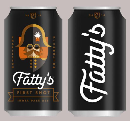 Logo of Fatty's First Shot IPA