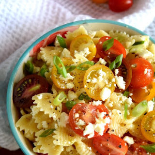 Heirloom Tomato Salad With Feta Recipes