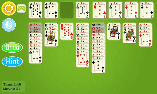 FreeCell Solitaire Mobile android2mod screenshots 7