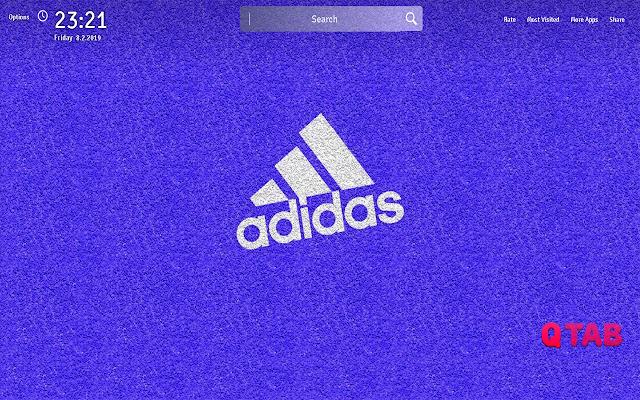 Adidas Wallpapers Theme Adidas New Tab