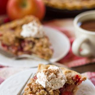 Chai-Spiced Cranberry Apple Pie Recipe