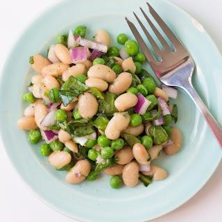 Zesty White Bean Salad