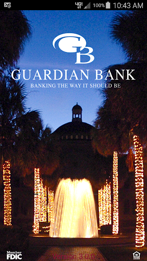 Guardian Bank Mobile App