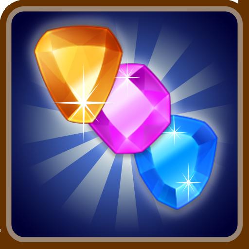 Jewel Matching Blast Pirate Jewels Treasure (game)