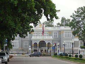 Photo: Maison du président - Vientiane - Mai 2012