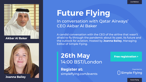 Webinar: In Conversation With Qatar Airways' CEO Akbar Al Baker