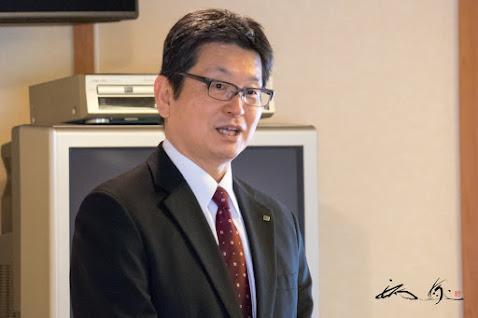 日高振興局・山口修二 局長
