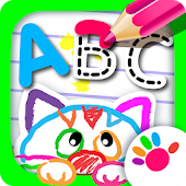 ABC DRAW! Alphabet games Preschool! Kids DRAWING 2