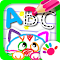 ABC DRAW! Alphabet games Preschool! Kids DRAWING 2 file APK for Gaming PC/PS3/PS4 Smart TV