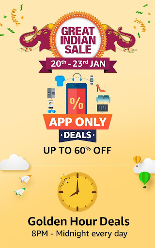 Amazon India Online Shopping and Payments 18.2.0.300 screenshots 4