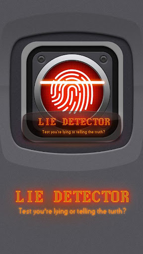 Lie Detector Test Free Prank for PC