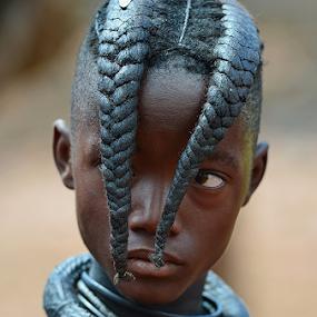 by Davorin Munda - People Portraits of Women