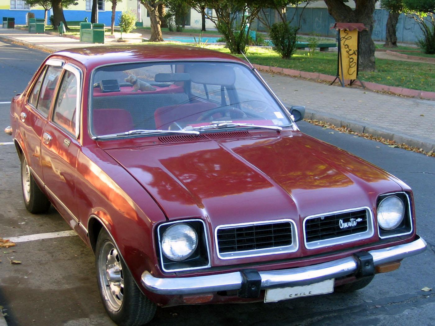 1979 Chevy Chevette
