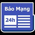 Doc bao 24h - Bao moi online icon