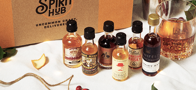 The Whiskey Revolution Spirit Box, One of the Best Gifts for 2020