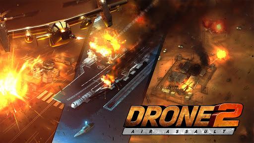 Code Triche Drone Air Assault mod apk screenshots 1