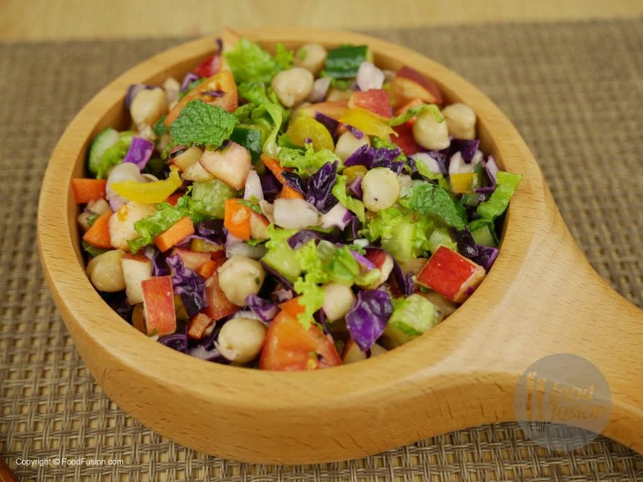 10 Best Fusion Salad Recipes Yummly