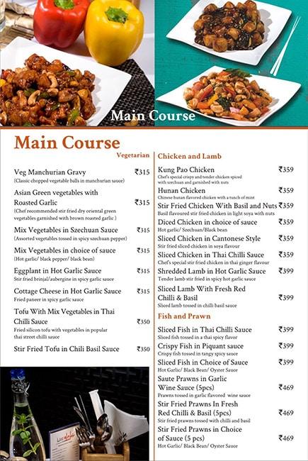 Live Wok menu 6