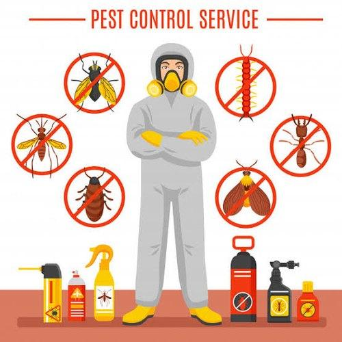 Commercial Fumigation Pest Control Service, Promise Pest Control System |  ID: 21839309197