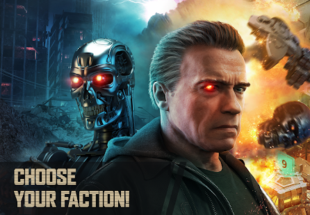 Terminator Genisys: Future War - náhled