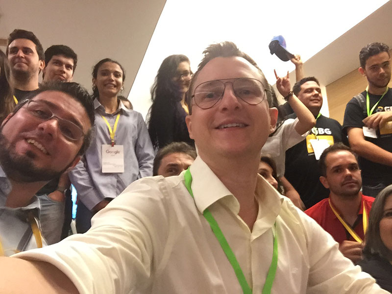 Treinamento de Growth Hacking no Google Brasil