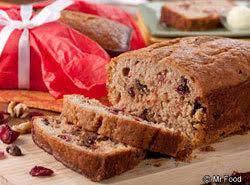 Cc Cranberry  Bread