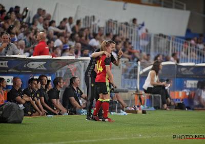 """Bondscoach Serneels en Red Flame Vanmechelen blikken met vertrouwen vooruit op clash met Roemenië: """"Als we top zijn, moet het lukken"""""""