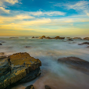 Praia do Castelejo10-11-13 by Lucio Dias - Landscapes Beaches