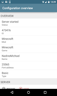 4Netplayers Server Manager- screenshot thumbnail