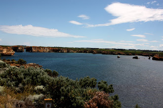 Photo: Year 2 Day 143 - Bay of Islands on the Great Ocean Road