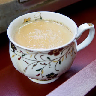 Indian Masala Tea.