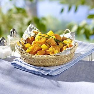 Yellow Sweet Potato Recipes.