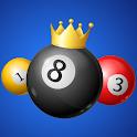 8 Ball Tournament : Offline Billiards icon