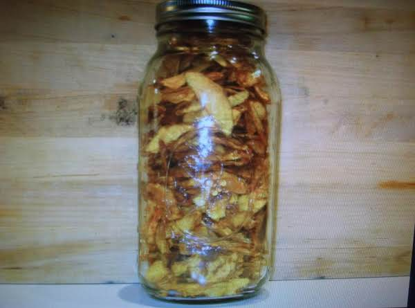 Dehydrated Peaches ( Cleaning Out The Pantry )