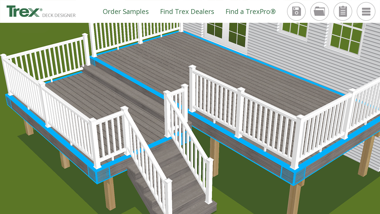 Trex Deck Designer Android Apps On Google Play