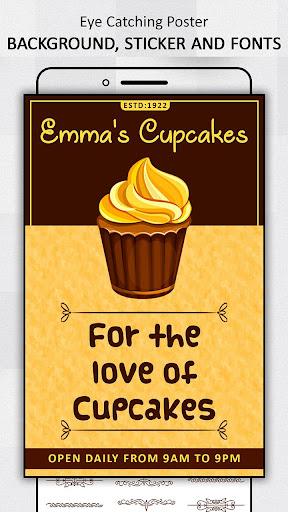 Foto do Poster Maker Flyer Banner Cover Thumbnail Designer